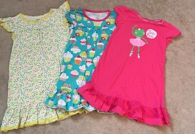 e50decb95 GIRLS CARTERS PAJAMAS Size S Nightgown Cute Comfy -  4.99