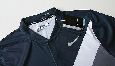 0999ba96 New Nike Dry Momentum Slim Fit Golf Blade Polo Shirt, 885960-454, S