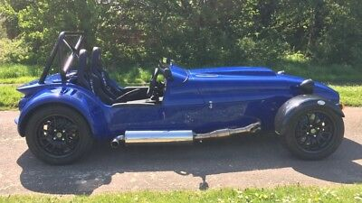 Westfield Megas2000 (not Caterham 420 R500 620R). Newly registered on '18 plate.