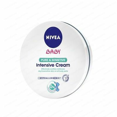 NIVEA Baby Pure And Sensitive Intensive Cream For Dry And Sensitive Skin 150ml