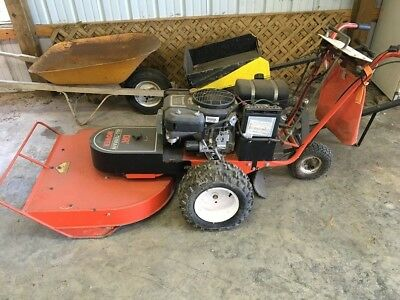 DR FIELD AND Brush Mower  Kawasaki FC420V 14 hp engine