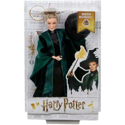 Harry Potter ~ Chamber Of Secrets ~ Professor Minerva McGonagall Doll