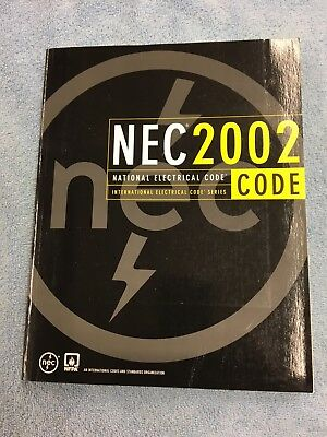 2002 Edition of the National Electrical Code