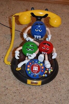 M&M Character Phone-Rare