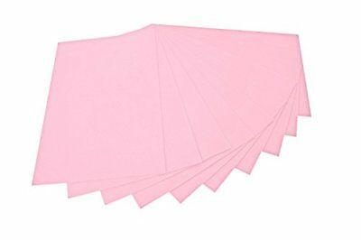 Folia 520426- Craft Felt 20x 30cm, 10sheet, pink