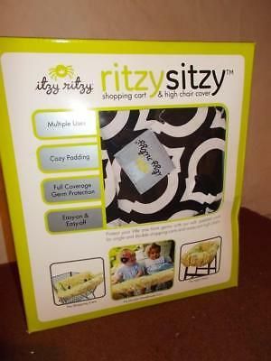 itzy ritzy ritzy sitzy Shopping Cart and High Chair Cover Moroccan Nights