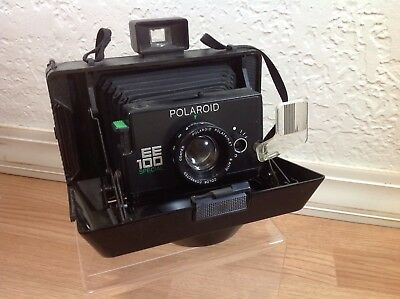 Polaroid EE 100 Special Film Camera Untested Used Collectible VTG