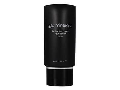 Glo Minerals GloMinerals Protective Liquid Foundation Satin  - Honey Fair