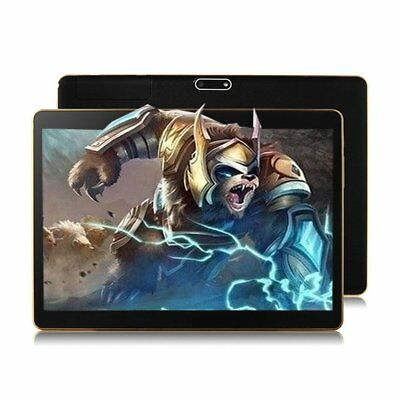 10.1 Handy Tablet PC 3G Dual Sim GPS Android 7 64GB 2GB Call Phablet IPS Display