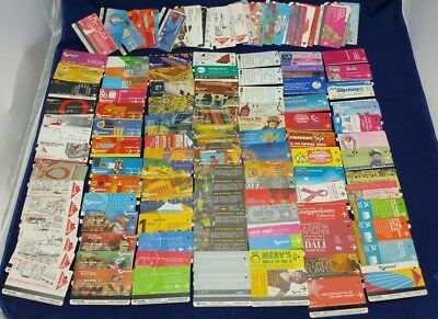 Melbourne Metcard Collection No Duplication Theme Sets Complete Used 144 Cards