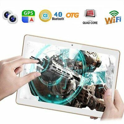 10 Zoll Phone Tablet PC 3G Dual Sim GPS Android 6.0 64GB 2GB HD IPS Display DE
