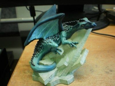 LAND OF THE DRAGONS, Miniature Ice Dragon A, K028, Drache