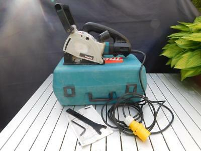 Used Makita SG1250 110v Wall Chaser in good working order