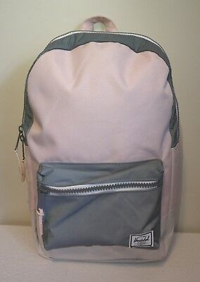 a97b0676f257 HERSCHEL SUPPLY CO SETTLEMENT MID BACKPACK REFLECTIVE PINK MSRP  70- NEW  w TAG!