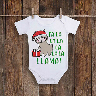 AUSTOCK Newborn Baby Boy Girl Christmas Romper Bodysuit Jumpsuit Clothes Outfits