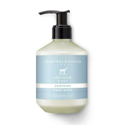 Crabtree & Evelyn Hand Wash 250ml - Goatmilk and Oat