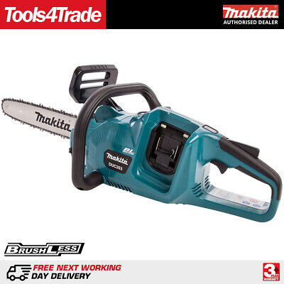 Makita DUC353Z 36V/18V LXT Li-Ion Cordless Brushless Chainsaw Body Only