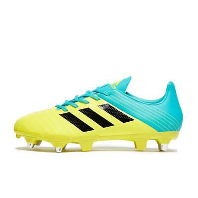 adidas Malice SG Men's Rugby Boots Yellow