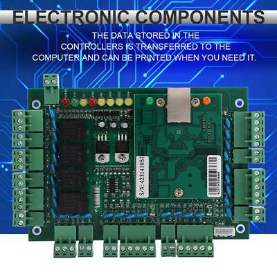 1pc TCP/IP Network Access Controller System Panel Control Board for 4 Door Use