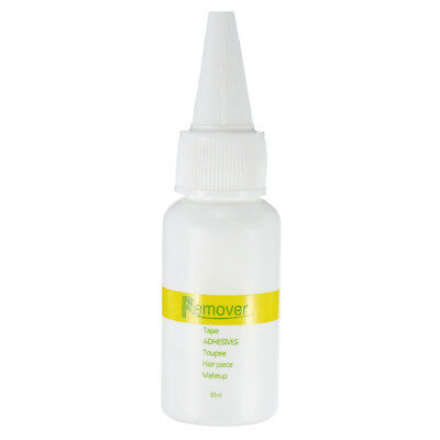 Adhesive Remover For Lace Wig Tape Toupee Hair Piece Extension Glue 30Ml