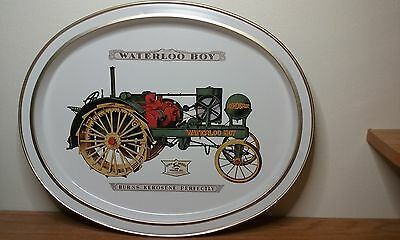 John Deere Waterloo Boy Decorative Plate