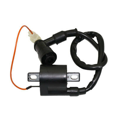 High Performance Ignition Coil for Yamaha PW50 PW 50 Black