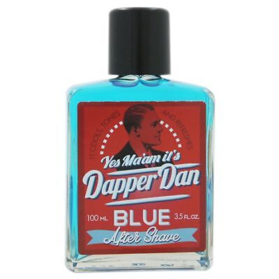 Dapper Dan 100 ml After Shave BLUE Aftershave NEU