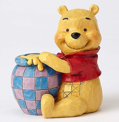 Disney Traditions- Winnie the Pooh - Pooh With Honey Jim Shore Figurine 4054289