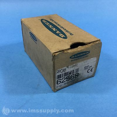 Banner Engineering 62568 PresencePLUS P4 Series Barcode Reader FNOB
