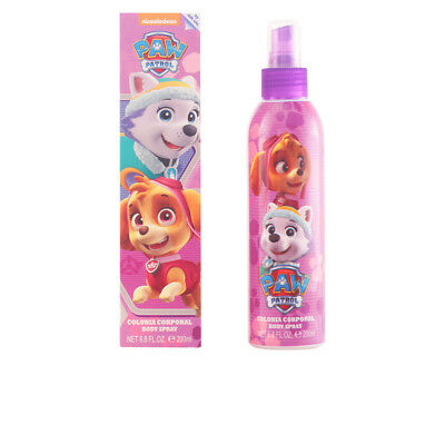 Toilettenartikel Cartoon unisex PATRULLA CANINA ROSA cologne body spray 200 ml