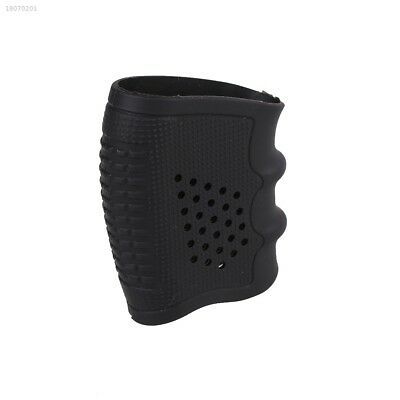 Hunting Tactical Rubber Cover Hand Grip Glove Sleeve For Pistol Handle 46F5990