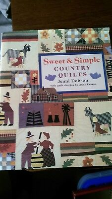 Sweet &Simple Country Quilts Jenni Dobson
