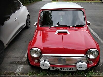 Classic Rover Mini Flame 1275cc possible px