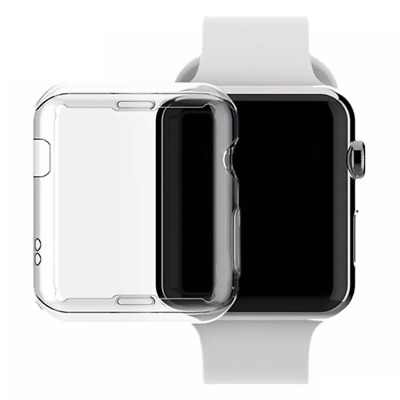 Apple Watch 3 Screen Protector Cover Case soft clear and ultra thin 38mm / 42mm