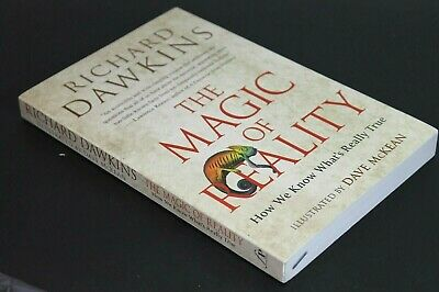 THE MAGIC OF REALITY by Richard Dawkins (Paperback)  ^ NEW ^