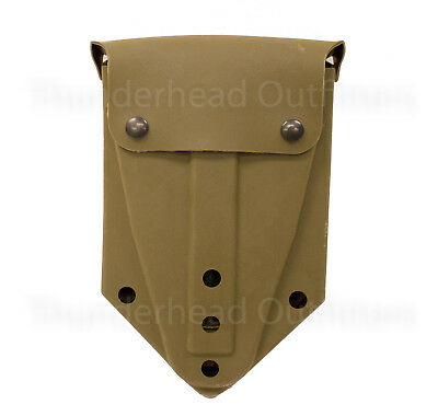 US Military ENTRENCHING TOOL CARRIER E-Tool Army Folding Shovel Case Cover Only