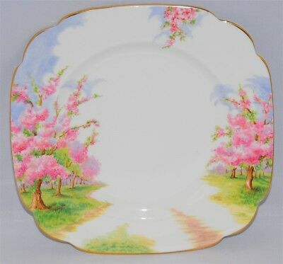 1-Royal Albert Blossom Time Luncheon Plate ( 4 available )
