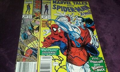 Marvel Tales Featuring Spider-Man Vol 1 No. 236,237  year 1990