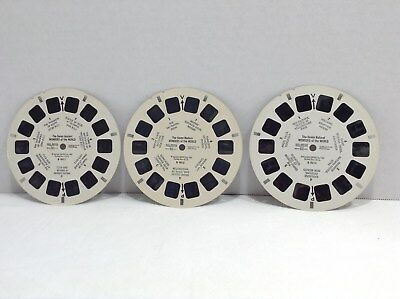 The  Seven Wonders of the World(Ancient, Modern & Natural) 3 reel set