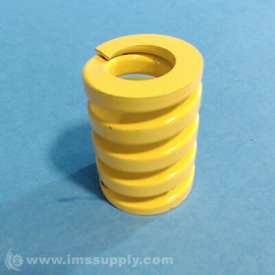 9-2408-36 Yellow Die Spring  Fnip