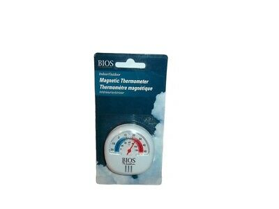 BIOS Indoor/Outdoor Magnetic Thermometer. Free Delivery
