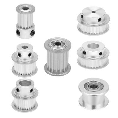 Aluminum MXL 15T 5mm Bore Timing Pulley Idler Synchronous Wheel for 11mm Belt
