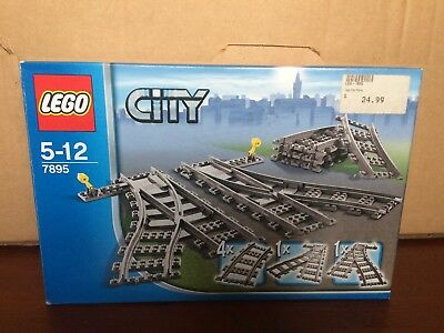 LEGO city 7895 Left and right points