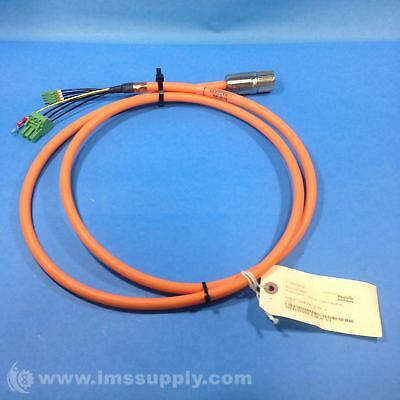 Rexroth Ink0653 2 Meter Cable Fnip