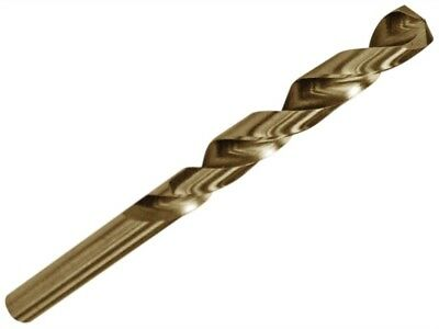HSS Gold Cobalt Jobber Drill Bit - Metric + Imperial Sizes - 139 Sizes