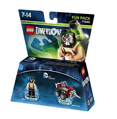 Toys-Lego Dimensions: Fun Pack - Bane (DC Comics) /Video Game Toy  GAME NUEVO