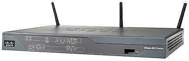 Cisco 881W Integrated Services Router