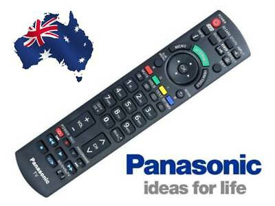 Genuine PANASONIC TV Remote Control N2QAYB000116 N2QAYB000116