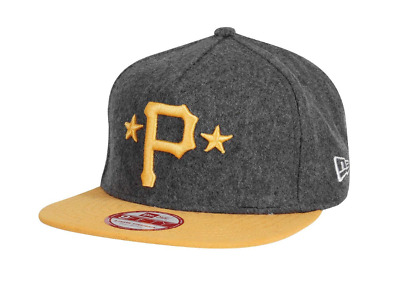 Pittsburgh Pirates MLB Strapback Baseball Cap - New Era 9fifty