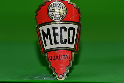 Vintage bicycle - Tablet Logo of the manufacturer-Meco-4650